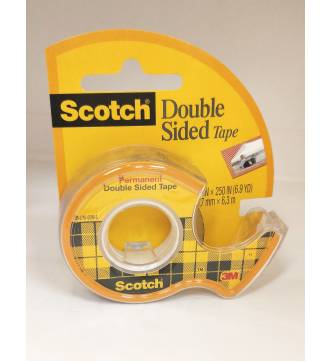 Permanent double sided tape 3M136