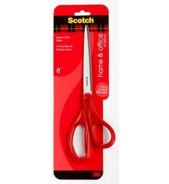 Office scissor 8 inches. 3M Scotch™ 1408.