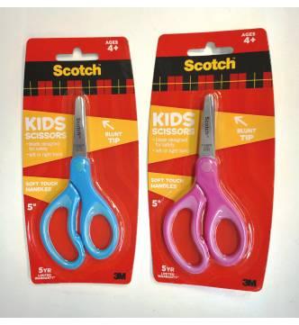 Kids Scissor.3M 1422B