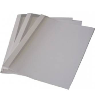 Thermal Binding Covers 10.0mm white (for 61~100 shts)