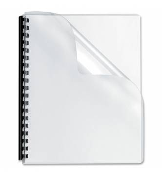 Clear Plastic Cover Sheets - A3 0.20 mm, clear (100pcs pkt)