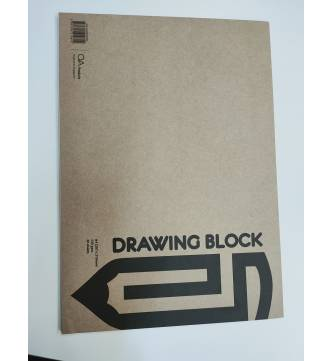 A4 Drawing Block 297 x 210 mm. 135 gsm.