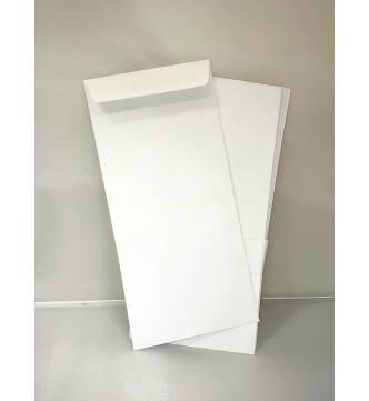 """White Envelope,4"""" x 9"""""""