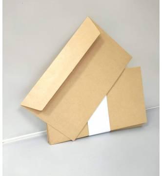 "Small Manila Envelope, 6"" x  3½"""