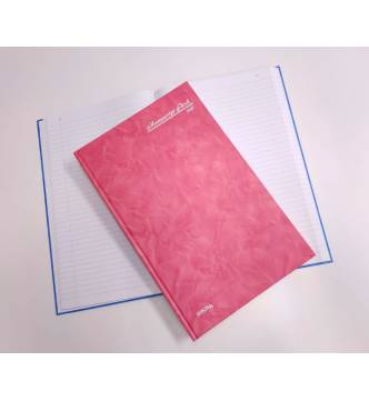 Hard Cover Note Book.300pg F4 with number.