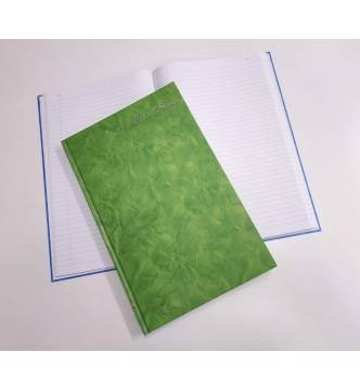 Hard Cover Note Book.400pg F4 with number.