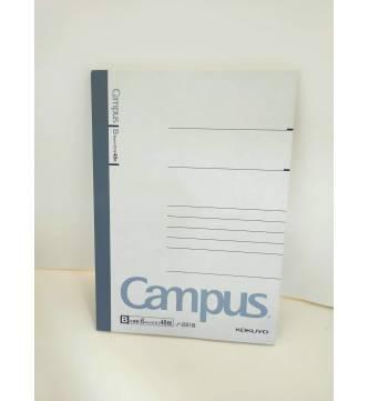 B6 Mini Blue Note Book, Campus 221B-40's