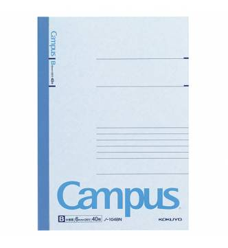 A5 Note Book, Campus 104B-40's