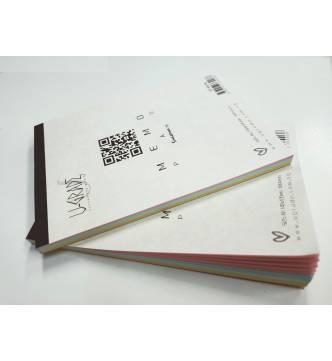 A6 Memo Pad, Color GP-MOA6