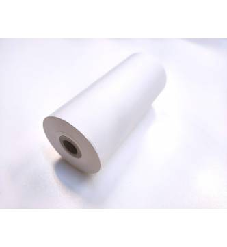 "Thermal Paper Roll 110mm (W) x 50mm (OD) x 12.5mm (1/2 ""Core)."