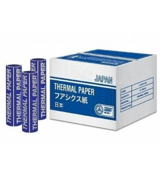 "Thermal Fax Paper Roll 210mm x 30m x 12.5mm (1/2 ""Core)"
