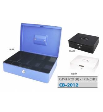 Cash Box XL size.Carl 12 inches CB-2012