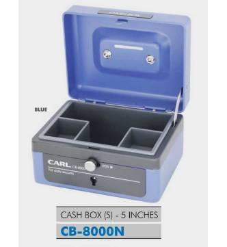 Cash Box.S size Carl 5 inches CB-8000N