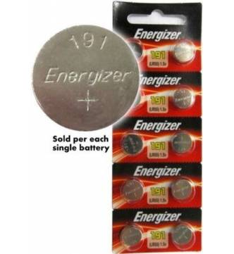 191 (LR1120) Button Battery - Energizer