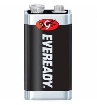 9V Eveready Super-Heavy duty battery.1222 BP1