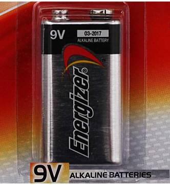9V Alkaline Battery Energizer,E522 BP-1