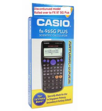 Scientific Calculator. Casio FX 96 Sg Plus.DISCONTINUED
