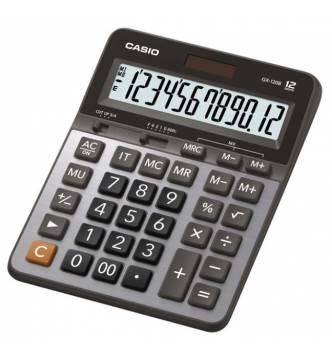 12 Digit Large Desk Top Calculator. Casio GX 120B