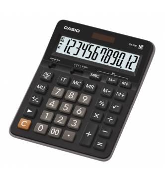 12 Digit Large Desk Top Calculator. Casio GX 12B Bk