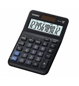 12 Digit Desk Top Tax Calculator.  Casio MS 20F