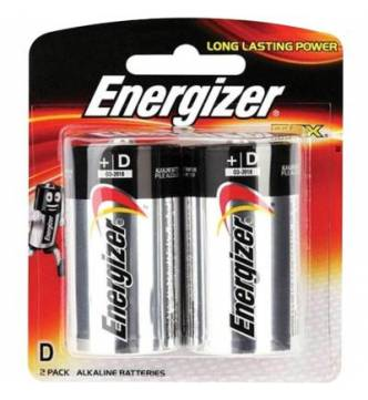 D Energizer Battery ,E95 BP-2