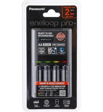Panasonic Fast Charge Battery Charger.KJ55MCC40T