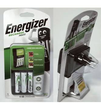 Battery Charger Energizer MAXI CHVCM4