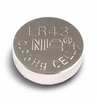 LR 43 (168)  Button Battery - Energizer