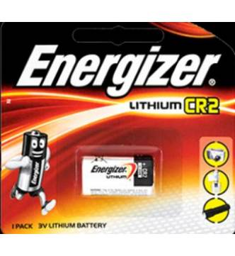 CR2 Battery, Lithium Energizer e2