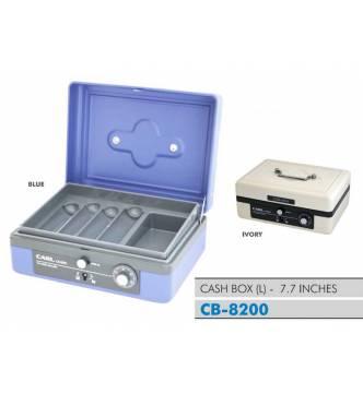 Cash Box L size. Carl 7.7 inches CB-8200