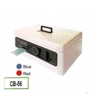 Cash Box. ELM CB-56. Card & dial lock with alarm buzzer.