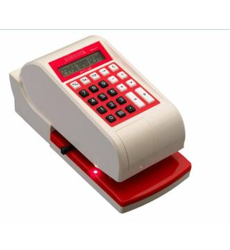3 Currencies Cheque Writer BIOSYSTEM iCheck4 (RP,$ & Number)