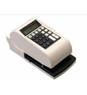 Biosystem Check Writer ICHECK5, SGD$, RM,  Number,15 Digit.