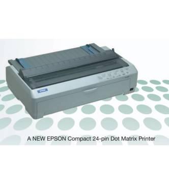 Epson LQ 2090ii Dot Matrix Printer