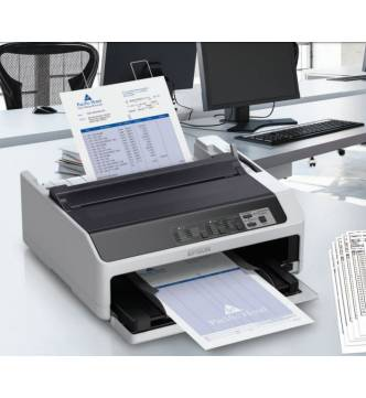 Epson LQ 590iiN Dot Matrix Printer.(Network ready)