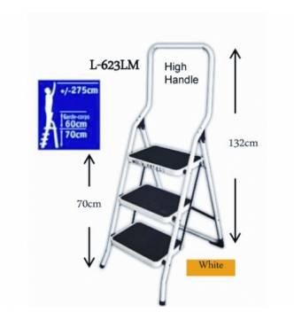 Foldable 3 Step Ladder.623 LS