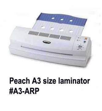 A3 Laminating Machine. Peach 330 ARP (Last one stock clearence)