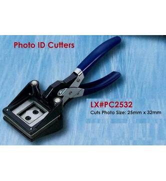 Handheld IC Photo size Die Cutter. PC 2532