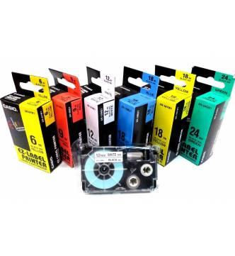 Casio EZ-Label Tape 12mm.