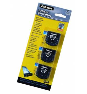 Blade for 3 functions. For Fellowes Rotary Trimmers-3's.54113