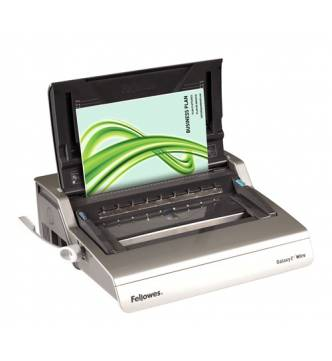 ELECTRIC WIRE BINDER FELLOWES GALAXY (135 pages)