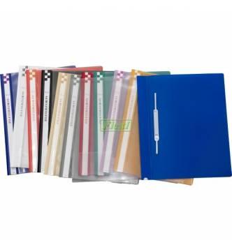 A4 Clear Front Pocket Management folder Flexi T6.
