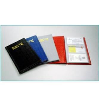 Name Card Book - 120 cards.