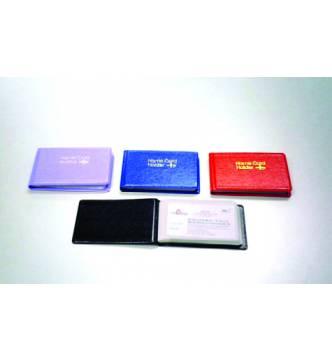 Name Card Book - 40 cards.