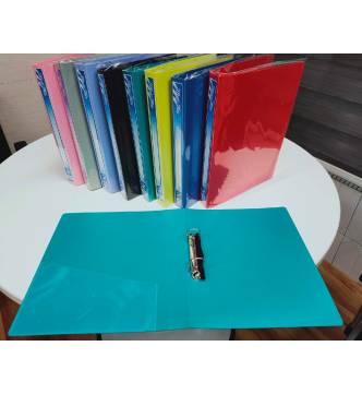 A4 Plastic 2D PVC Ring File 1½ inch.KS3036