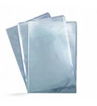 C Shape PVC  transparent folder A4 .
