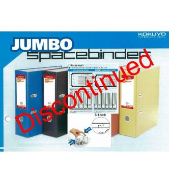 Jumbo Super Arch File A4 4 inches (80mm capacity) FF291.