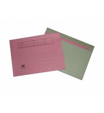 Paper Pocket File HK