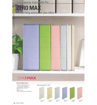 Expanding File Plus Zero Max