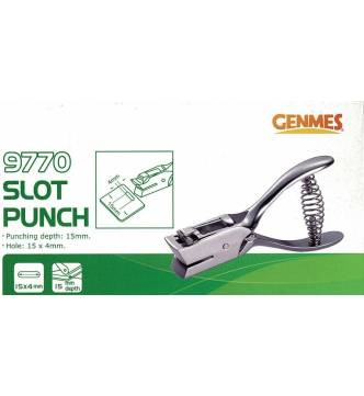 Genmes Slot punch 9770